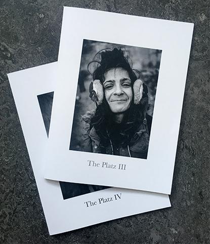 """Joakim Roos: """"The Platz III/The Platz IV"""""""