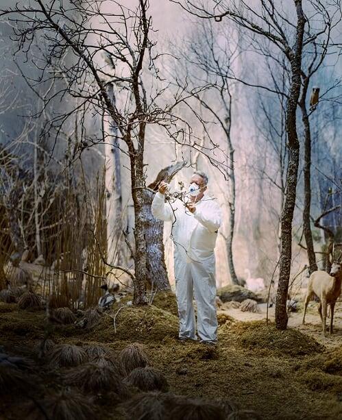 Albin Biblom – Det vildas teater