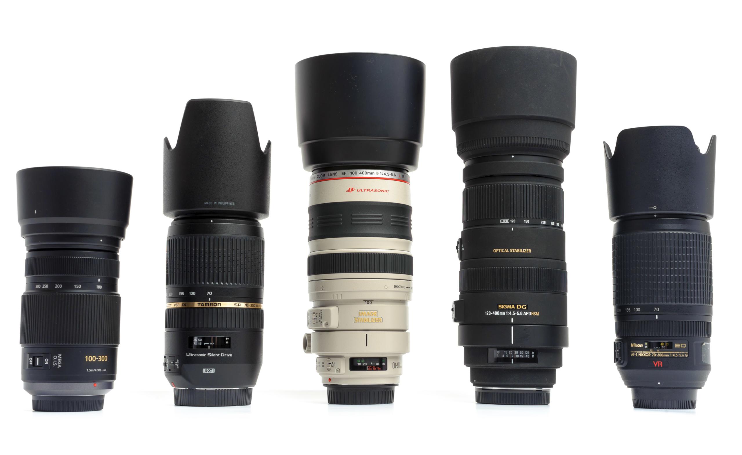 Kameraoptikens utveckling de senaste åren
