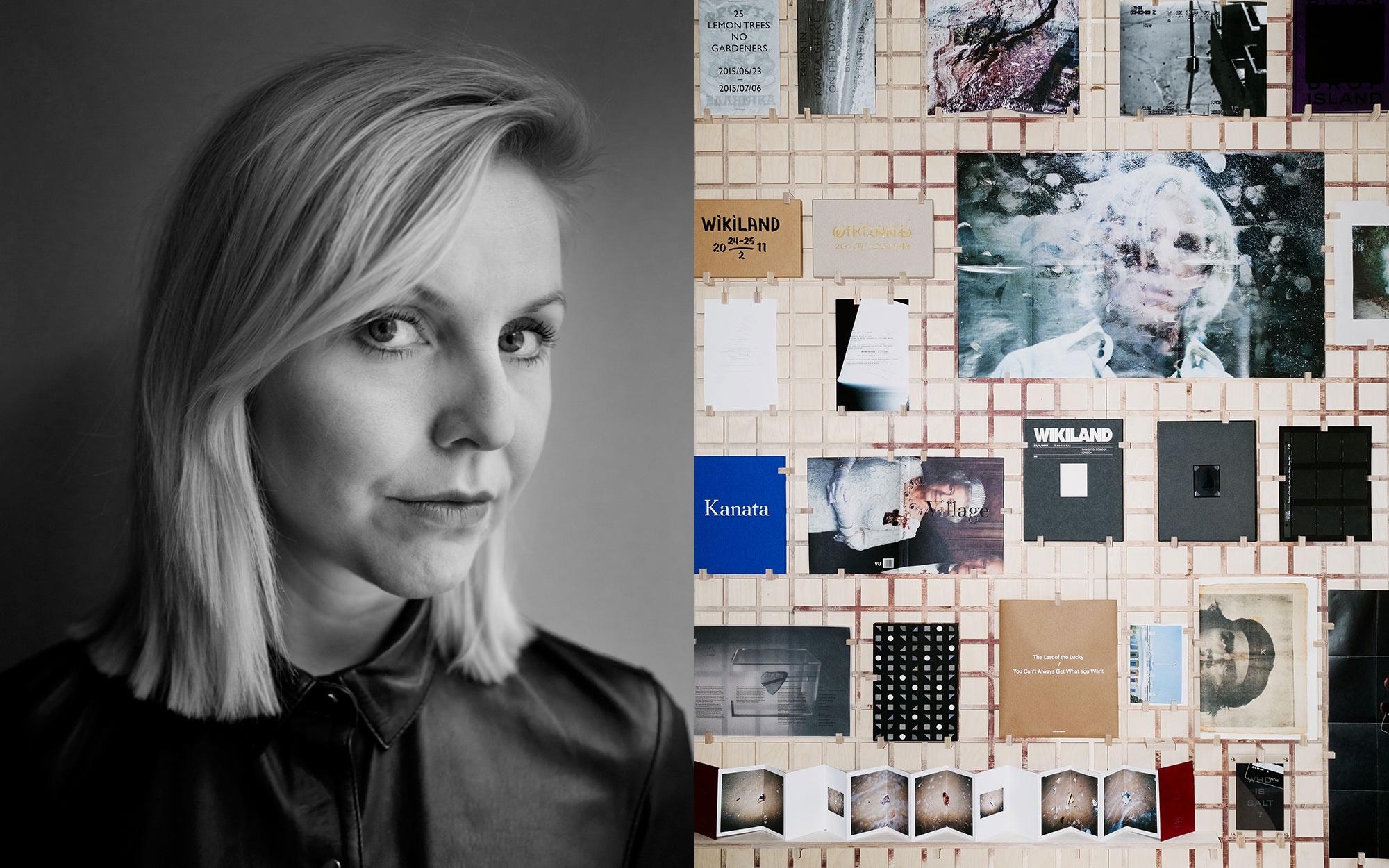 Fotoboksfeedback med Klara Källström
