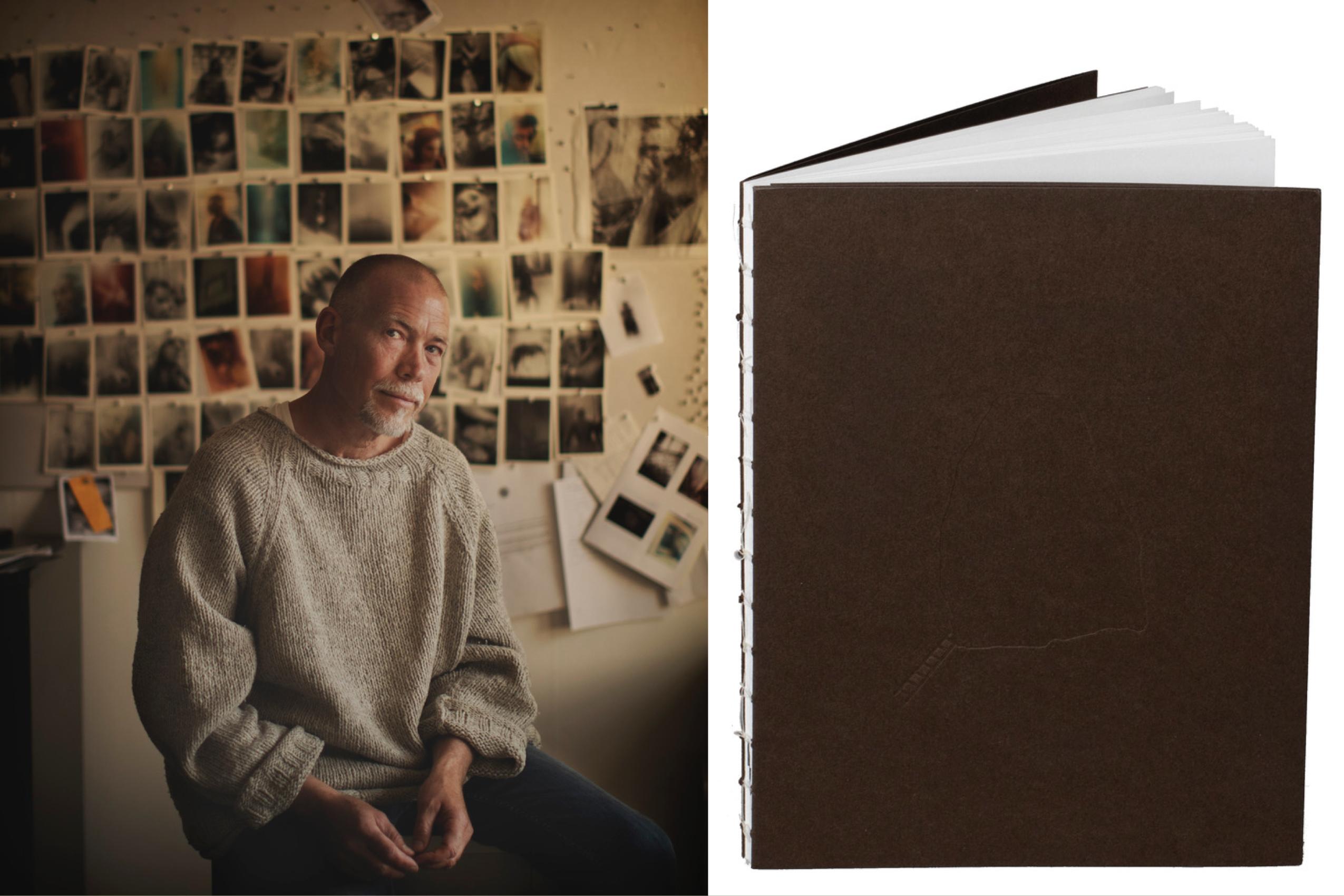 Martin Bogren vinner Svenska Fotobokspriset 2021