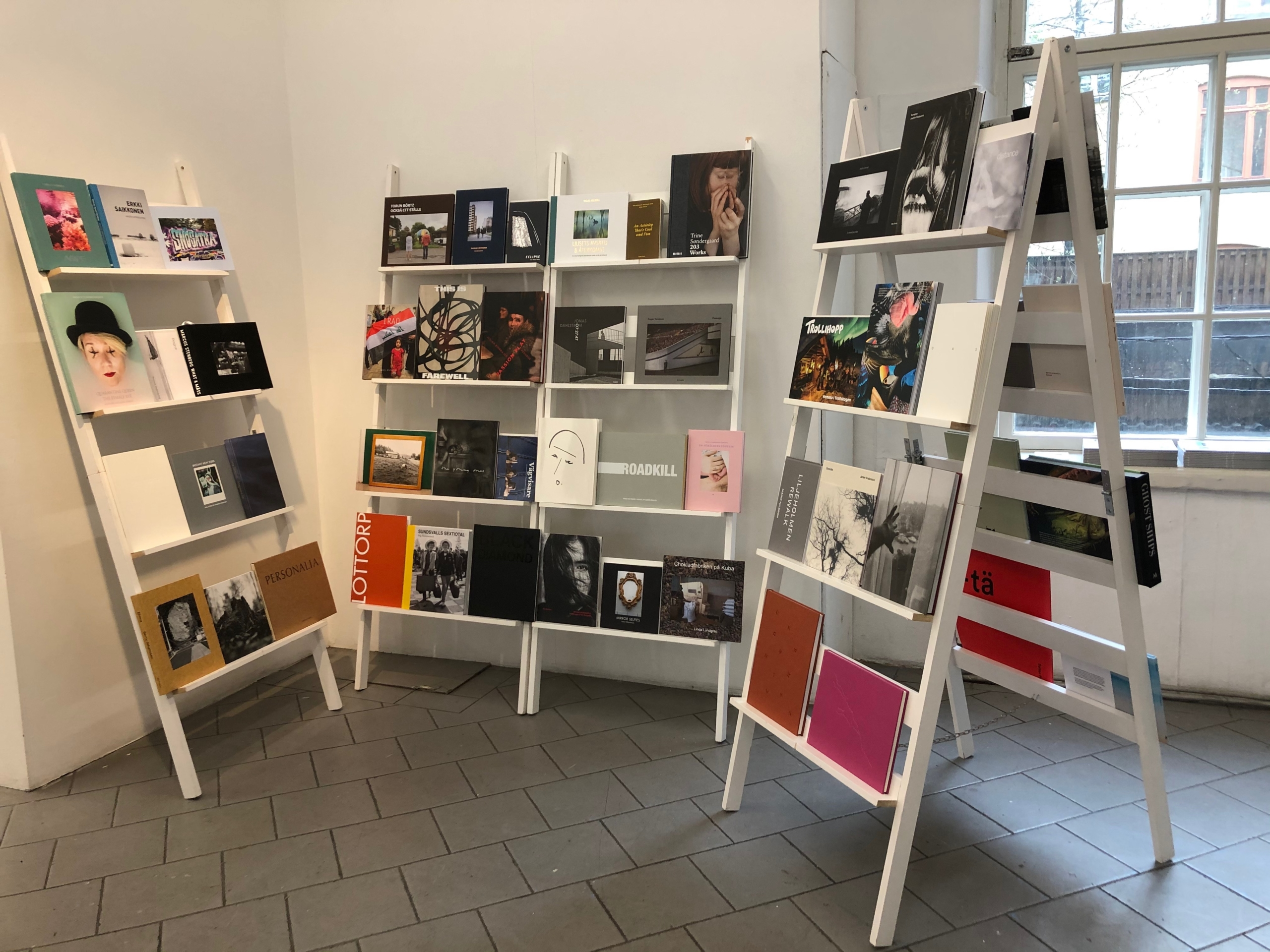Svenska Fotobokspriset 2021: Vandringsutställning