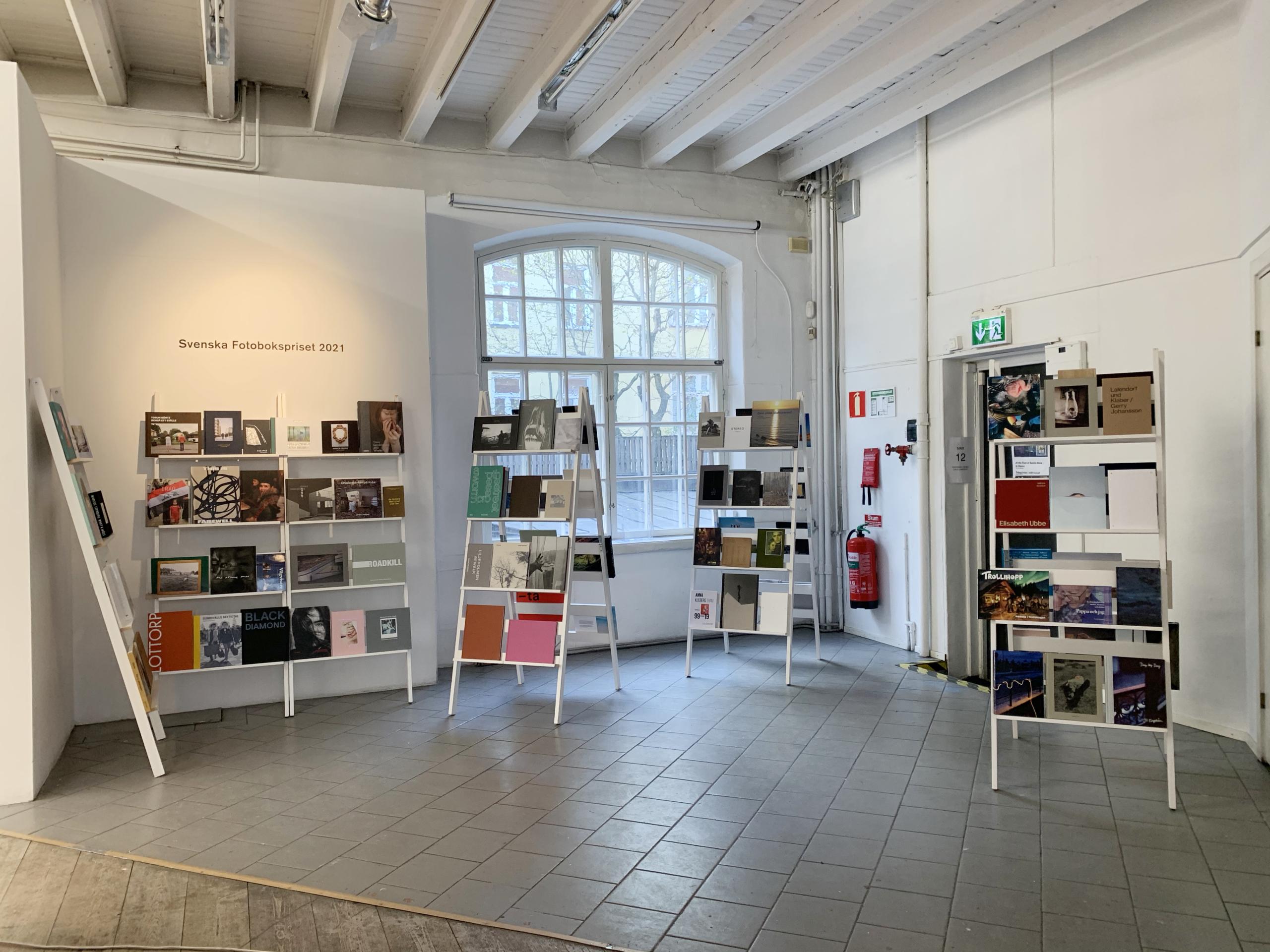 Svenska Fotobokspriset 2021 på turné