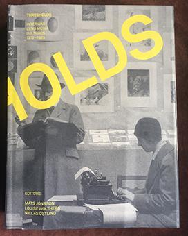 "Mats Jönsson, Louise Wolthers, Niclas Östlind: ""Thresholds"""