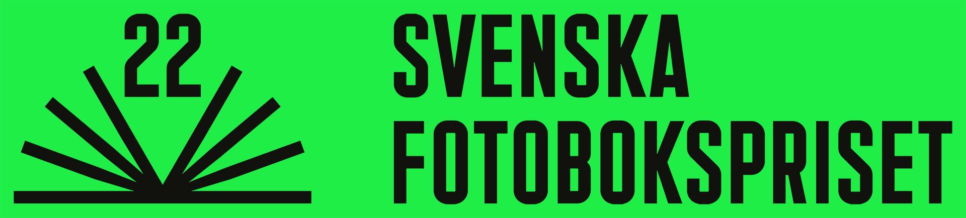 Svenska Fotobokspriset 2022