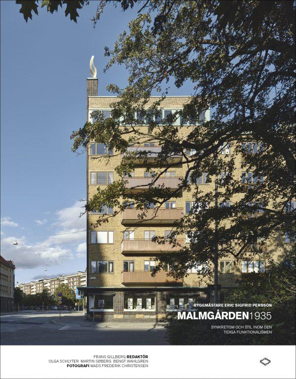 """Mads Frederik Christensen: """"Byggmästare Eric Sigfrid Persson: Malmgården 1935"""""""