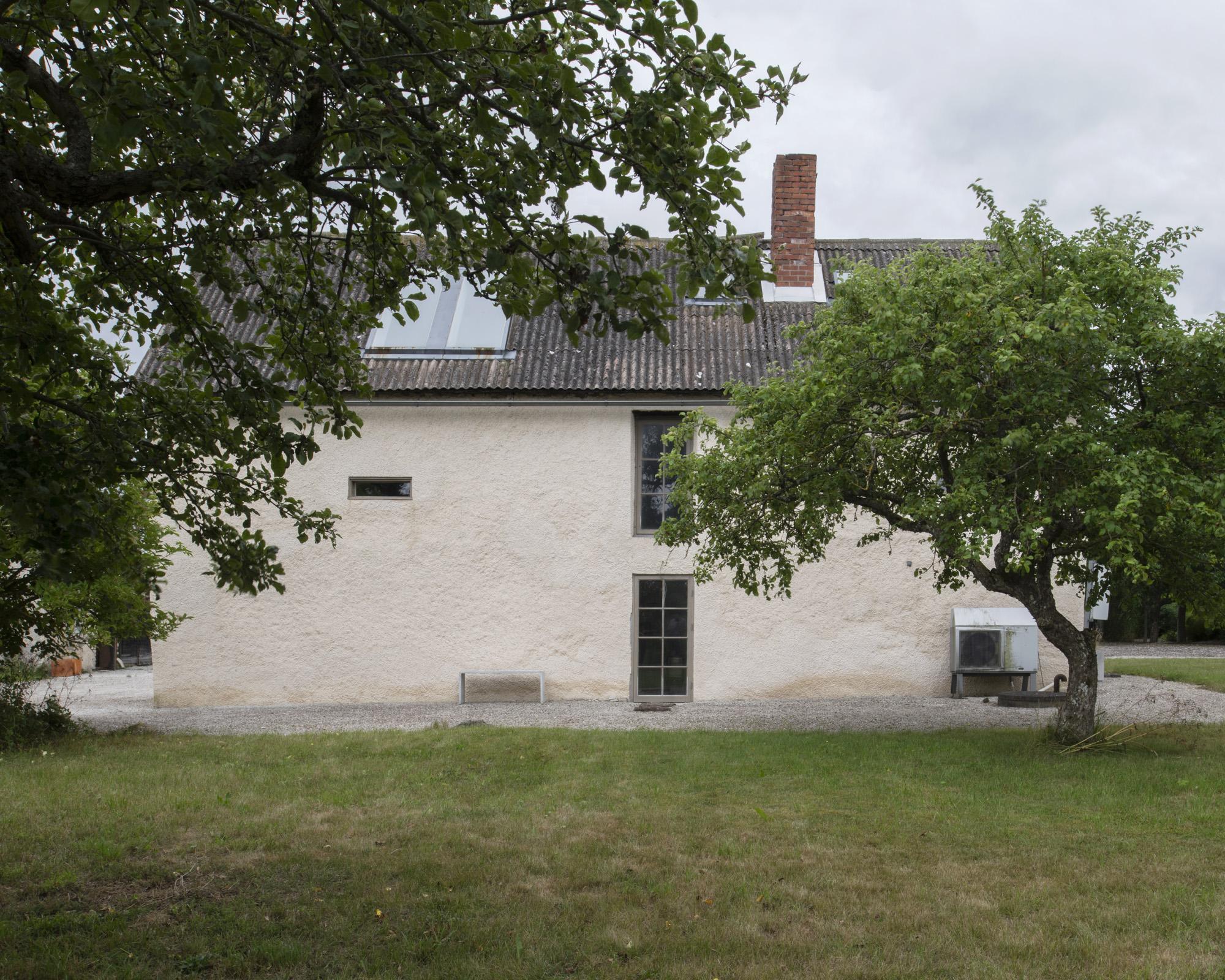 Mikael Olsson har porträtterat Lars Noréns hem